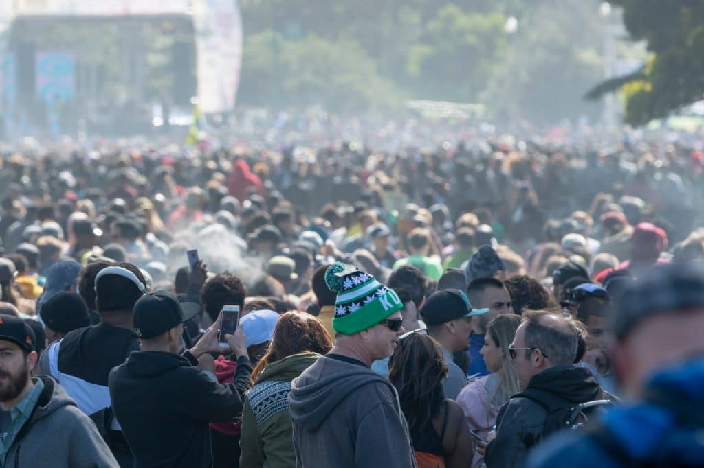 Golden Gate Park's Annual 420 Celebration Has Been Canceled