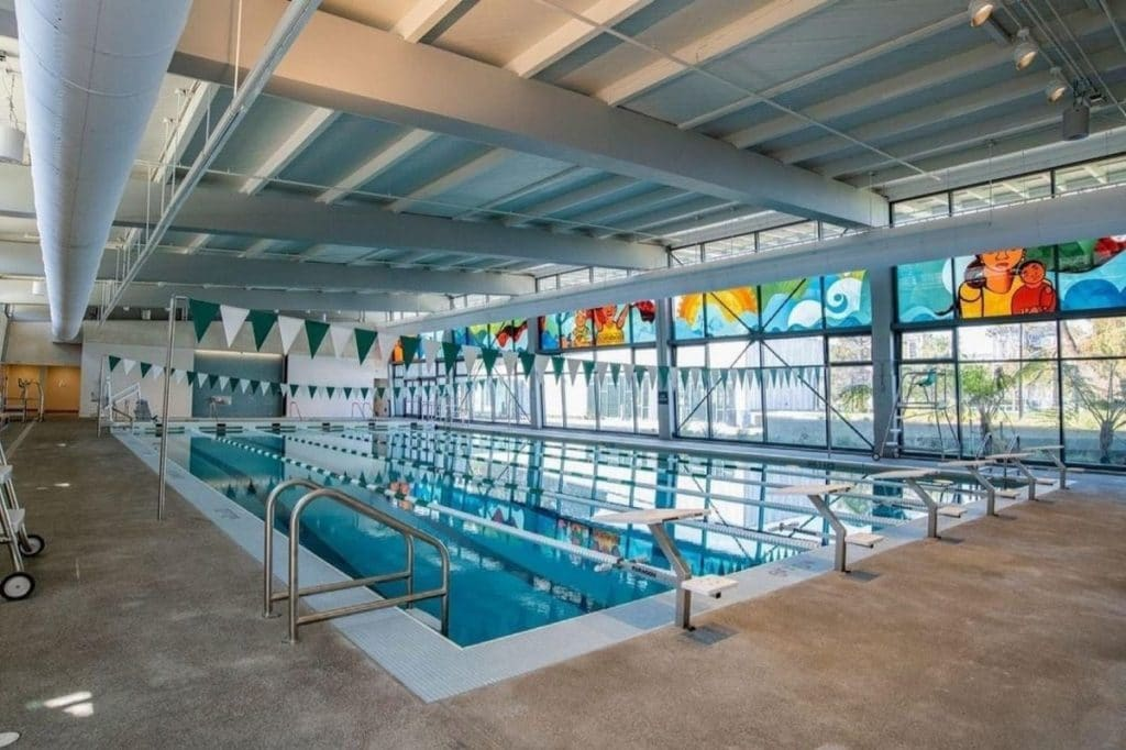 Reserve Lanes For Lap Swimming At These Newly-Opened Indoor Pools