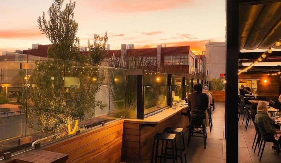 7 Marvelous Rooftop Bars To Check Out In San Francisco