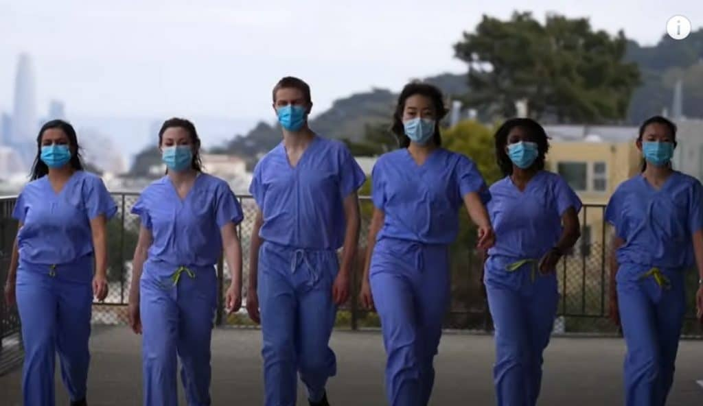 """First-Year UCSF Med Students Slay In This Parody Video of """"WAP,"""" """"Tik Tok"""" And """"Formation"""""""