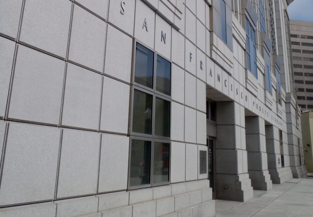 SF Public Library's Main Branch Is Back Open, With 2 Other Branches Close Behind