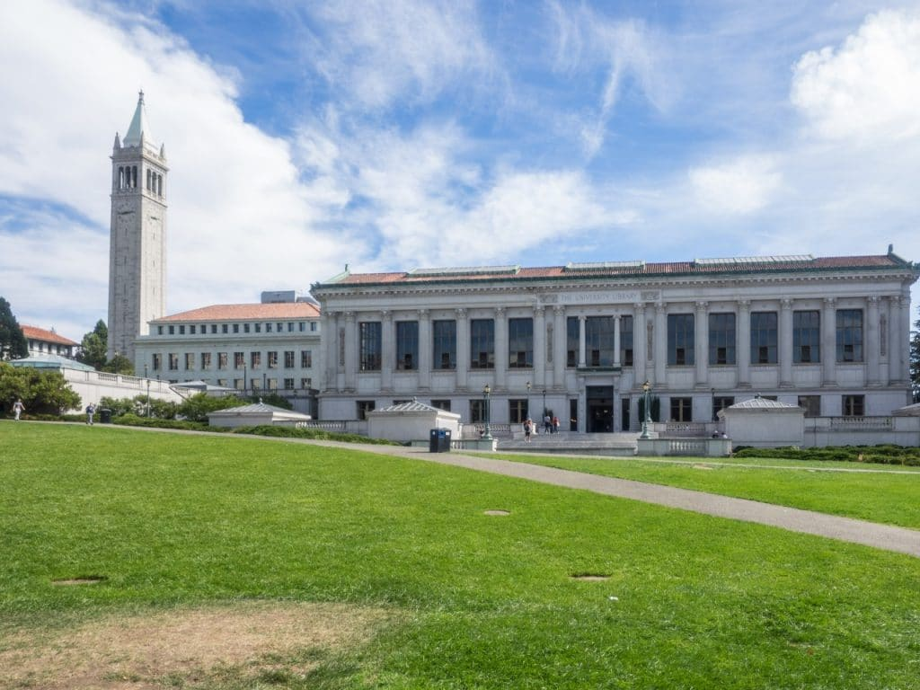 UC Berkeley Once Again Ranked #1 Public University In The Nation