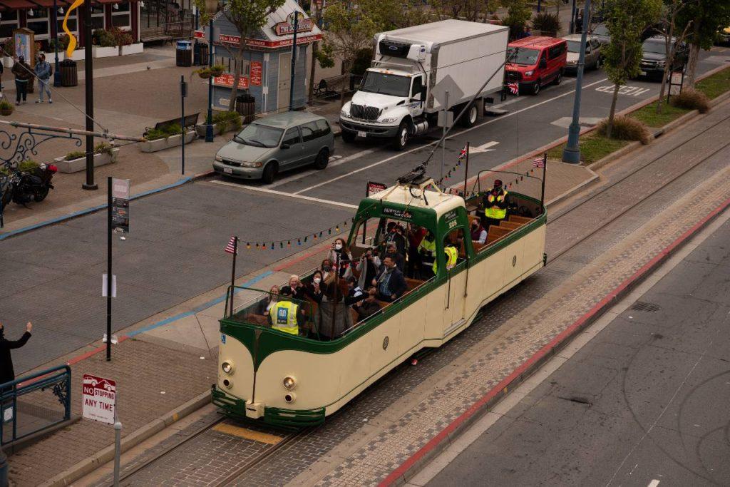 San Francisco's Historic Streetcars, And Subway To Ride Again Starting May 15