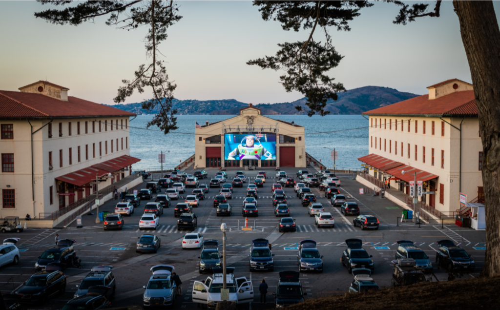 Fort Mason Center's Popular Drive-In Movie Series To End June 27