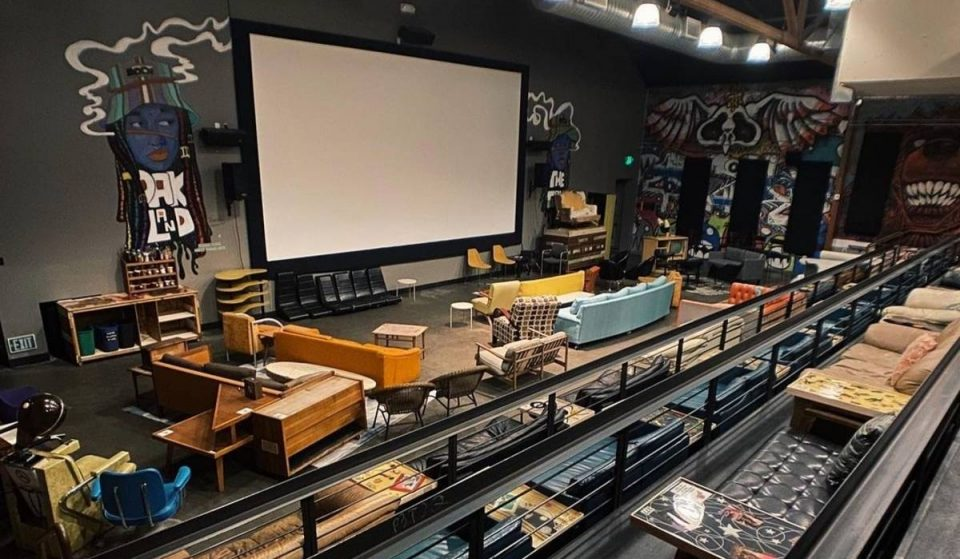 Get Your October Horror Movie Fix At This Cozy Oakland Movie Theater