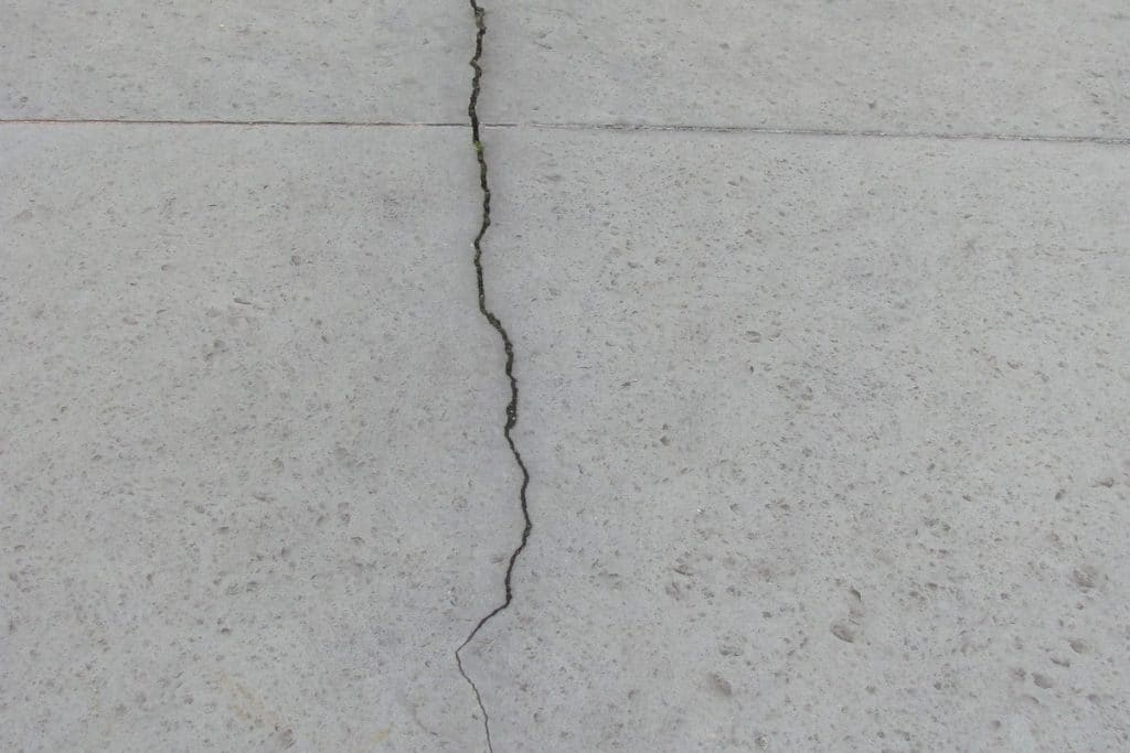 This Big Crack In The Ground Is Actually A Work Of Art Hidden In Plain Sight