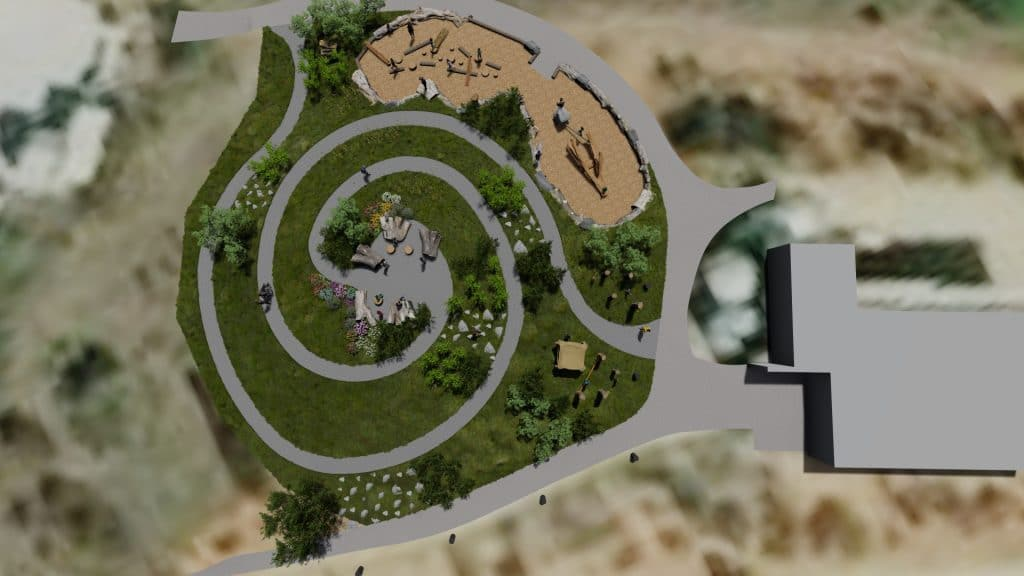 SF Rec & Parks Is Seeking Community Input On This New Children's Play Area Design