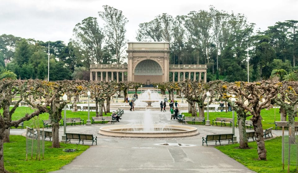Free Sunday Concerts Return To Golden Gate Park In August