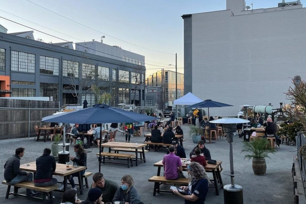 9 Lively Beer Gardens Where You Can Enjoy Your Next Pint