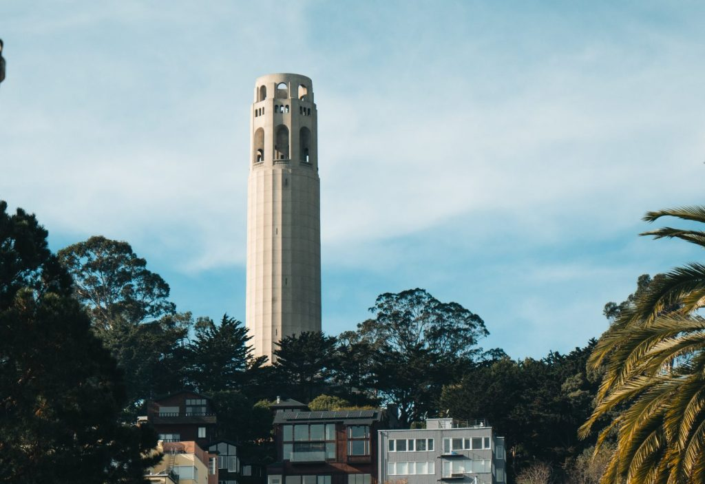 Enjoy Incredible Panoramic Views At Newly-Reopened Coit Tower