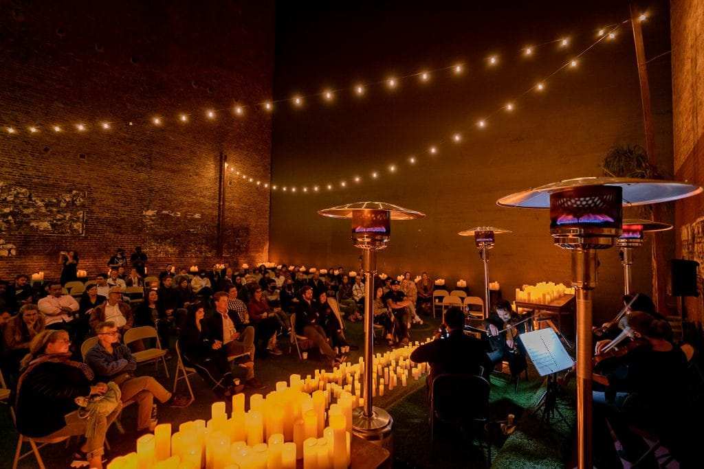 Enjoy Classical Music By Candlelight At This Popular San Francisco Concert Series