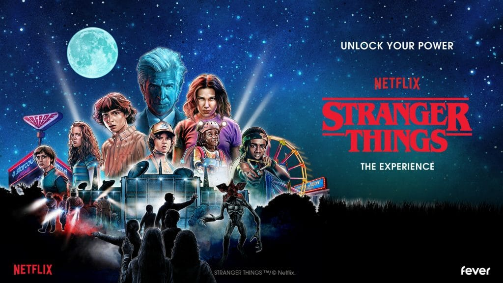Tickets Are Now On Sale To The Mind-Bending Stranger Things Experience Coming To San Francisco Next Spring