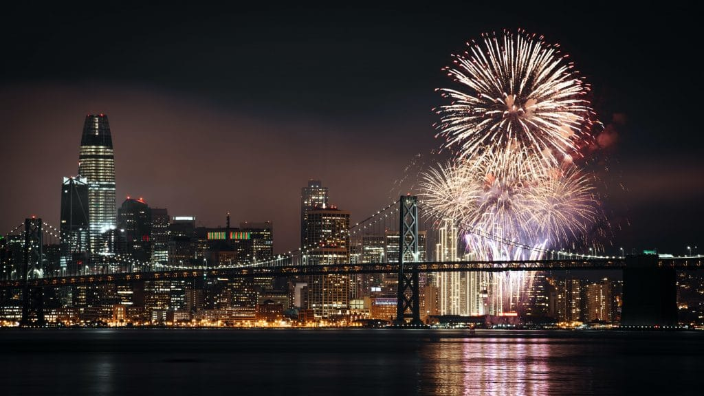 Golden Gate Buses And Ferry To Give Free Rides On July 4th Weekend