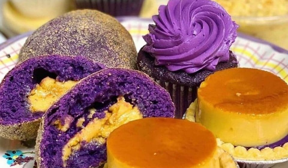 You Don't Want To Miss This Mouthwatering Ube Festival Happening Sunday In SoMa