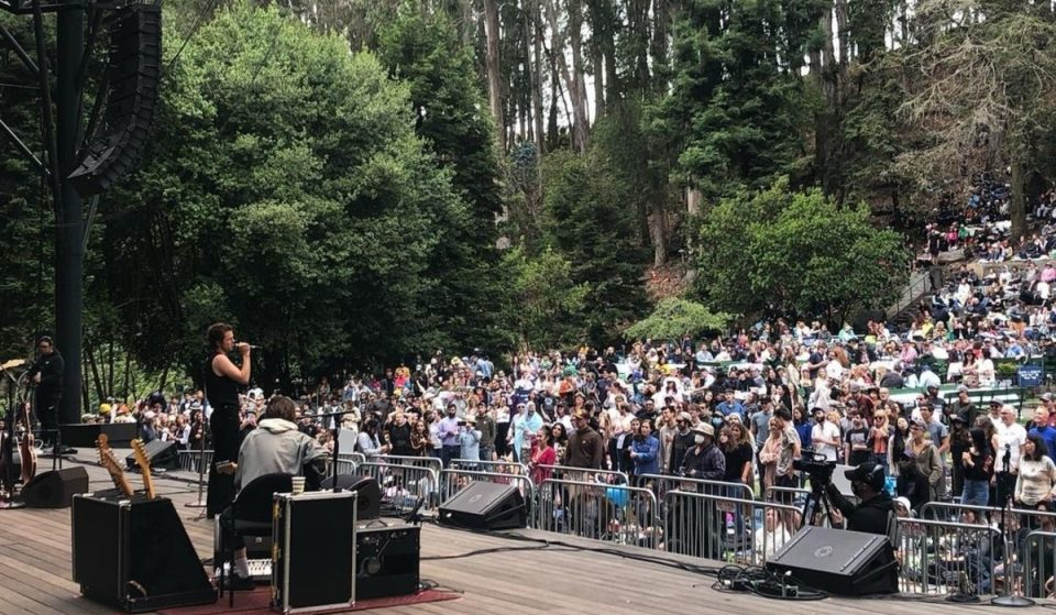 Free Reservations Open July 27 To See Thundercat, Cassowary and DJ Shortkut At Stern Grove