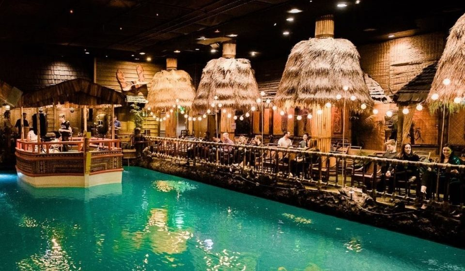 The Legendary Tonga Room Tiki Bar Is Back Open, And We're All Overdue For A Visit