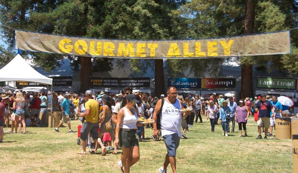 Gilroy Garlic Festival To Return In Drive-Thru Form This Weekend