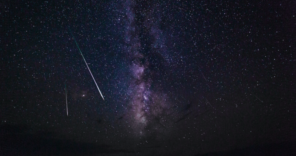 The Perseid Meteor Shower Is Illuminating The Skies Through Friday