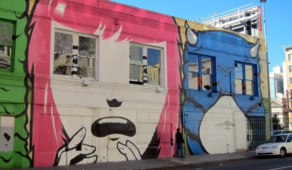The Tenderloin's Beloved 'SF First Thursday Art Walk' Is Back Starting Tonight