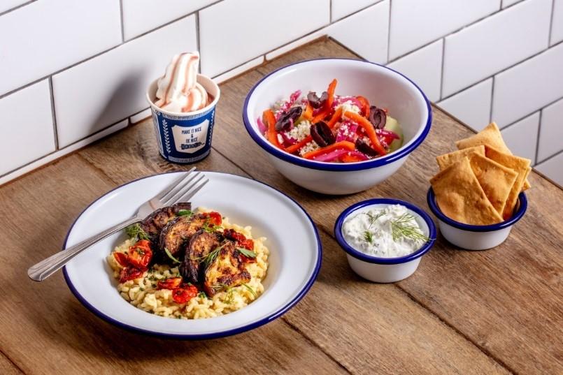 San Francisco's Souvla To Provide Delicious Greek Meals On Delta Flights