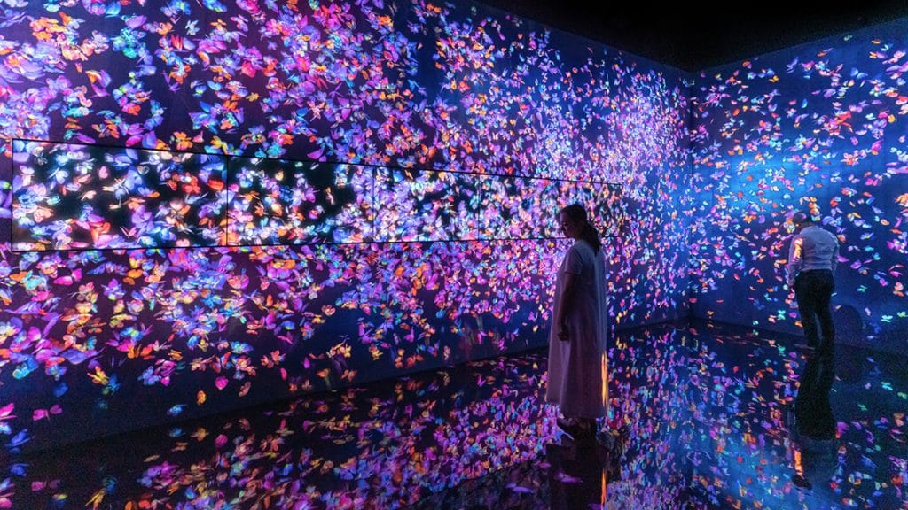 This New Immersive Installation At The Asian Art Museum Is Blowing Our Minds
