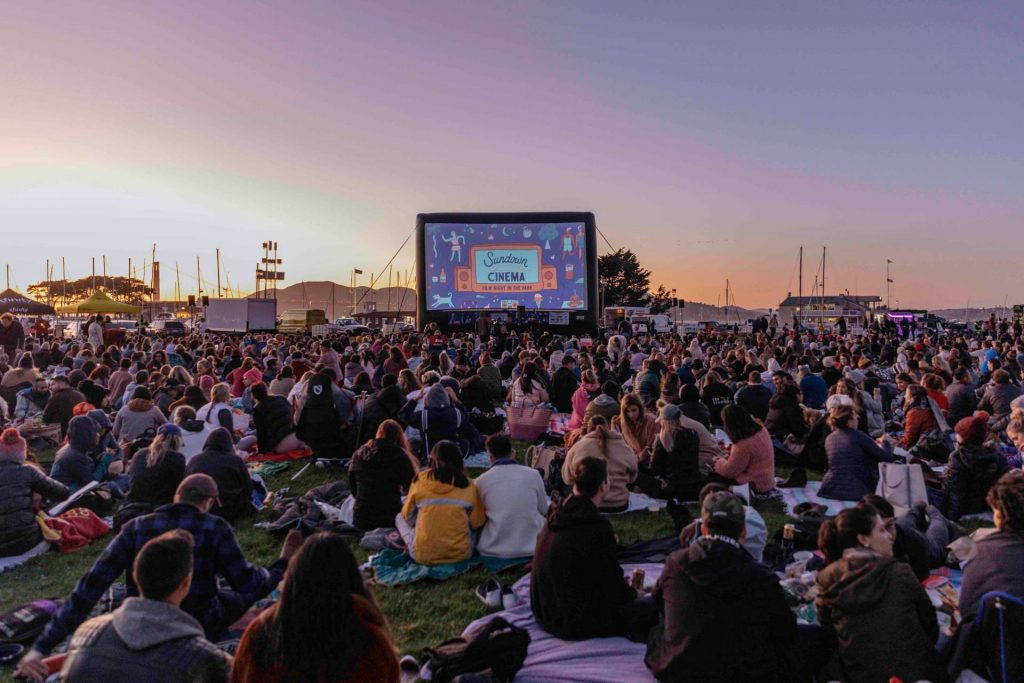 Free Outdoor Movie Alert: Catch 'Soul' On Friday Night At Alamo Square