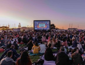 Final Free Movie Alert: Catch 'E.T' On Friday Night At The Jerry Garcia Amphitheater