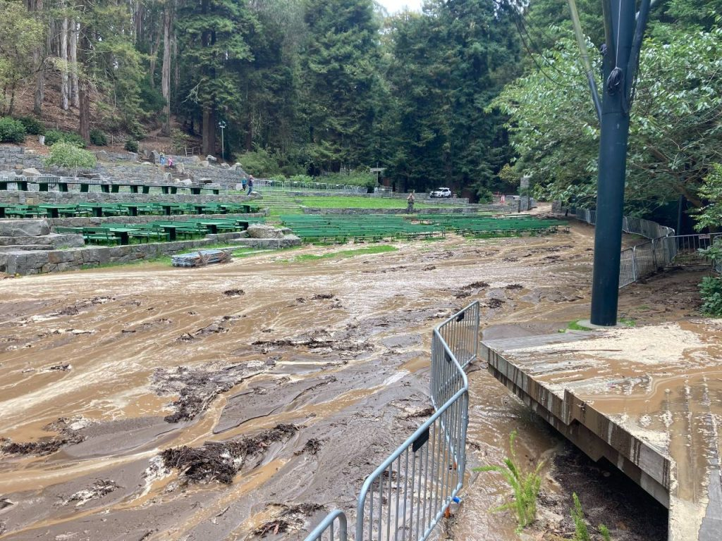 Stern Grove Festival Cancels Final Concert Due To Extensive Flooding