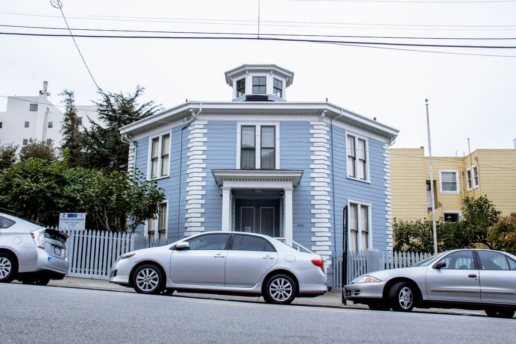 Here's Everything You Never Knew About San Francisco's Funky Octagon Houses