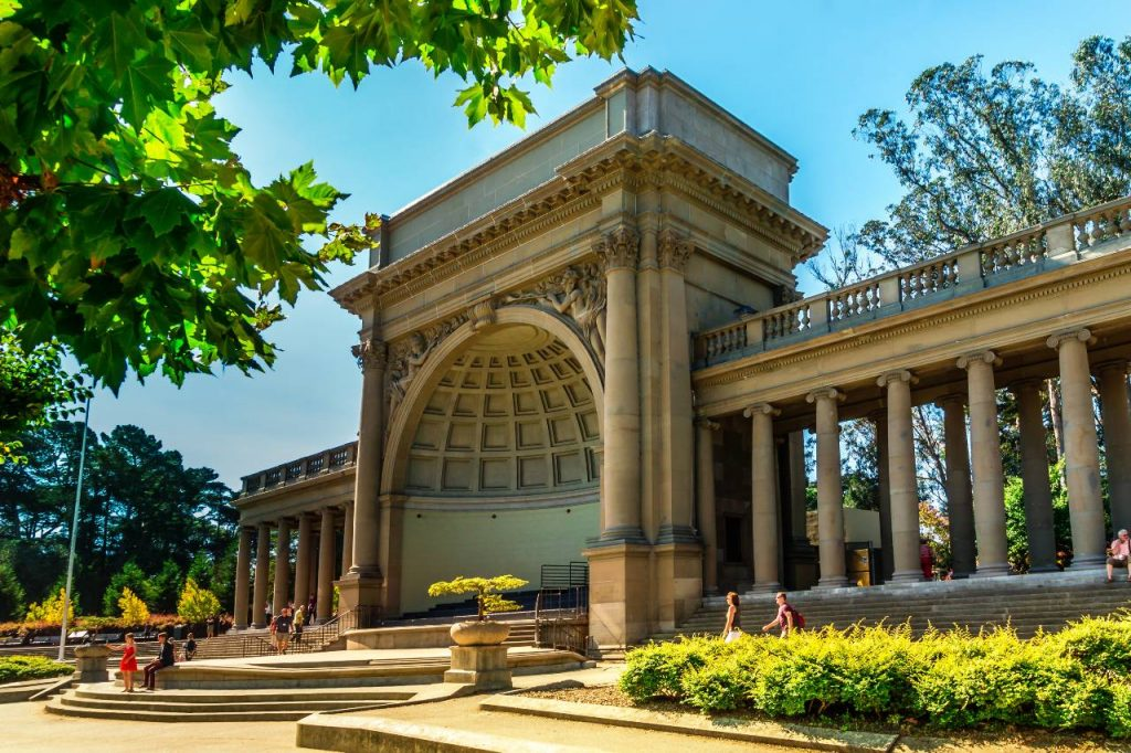 Here's The Full Lineup Of Free Concerts Coming To The Golden Gate Park Bandshell