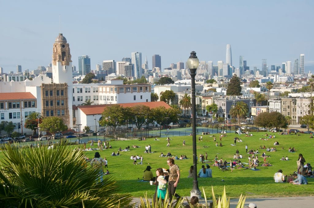 This SF Music Scavenger Hunt Will Take Your Labor Day Weekend Up A Notch