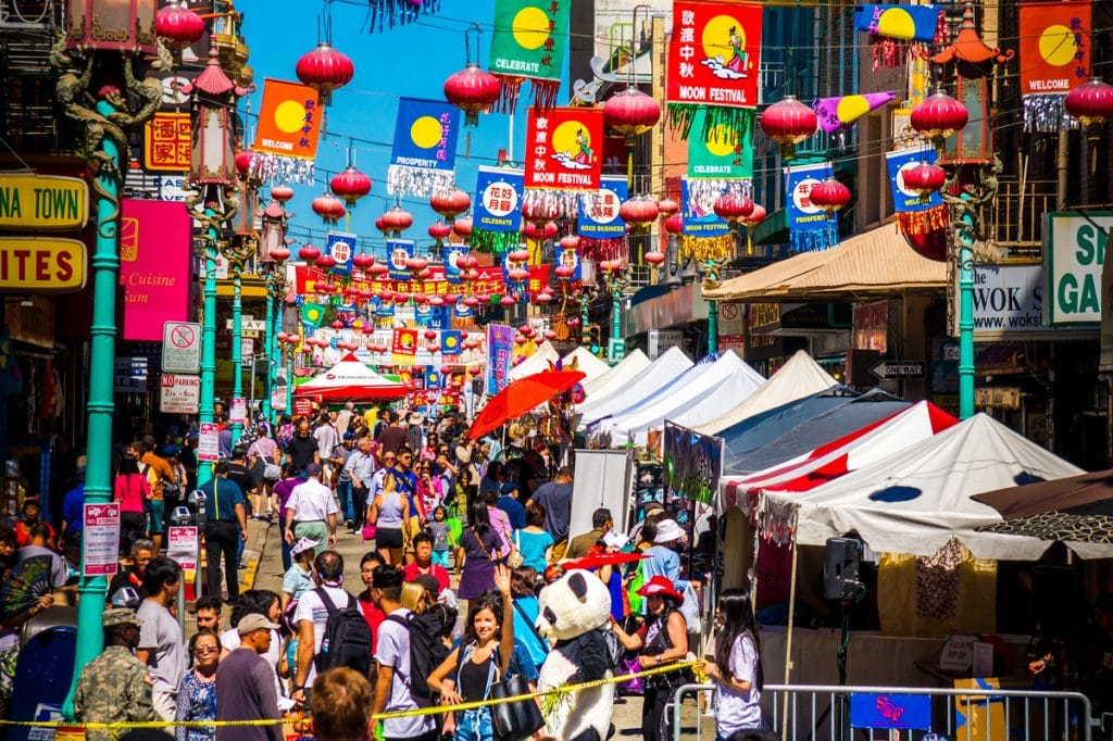 The Autumn Moon Festival Will Take Chinatown By Storm On September 11 And 12
