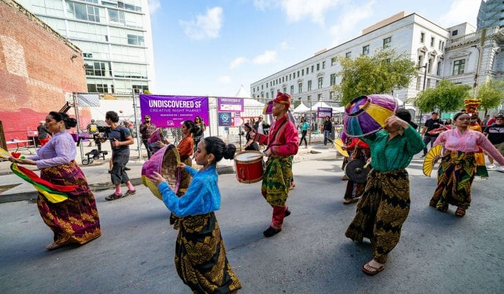 SF's Filipino Night Market And Culture Crawl To Return October 16