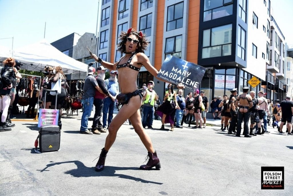 SF's Kinkiest Party Is Back On September 26 In All Its Leather-Bound Glory