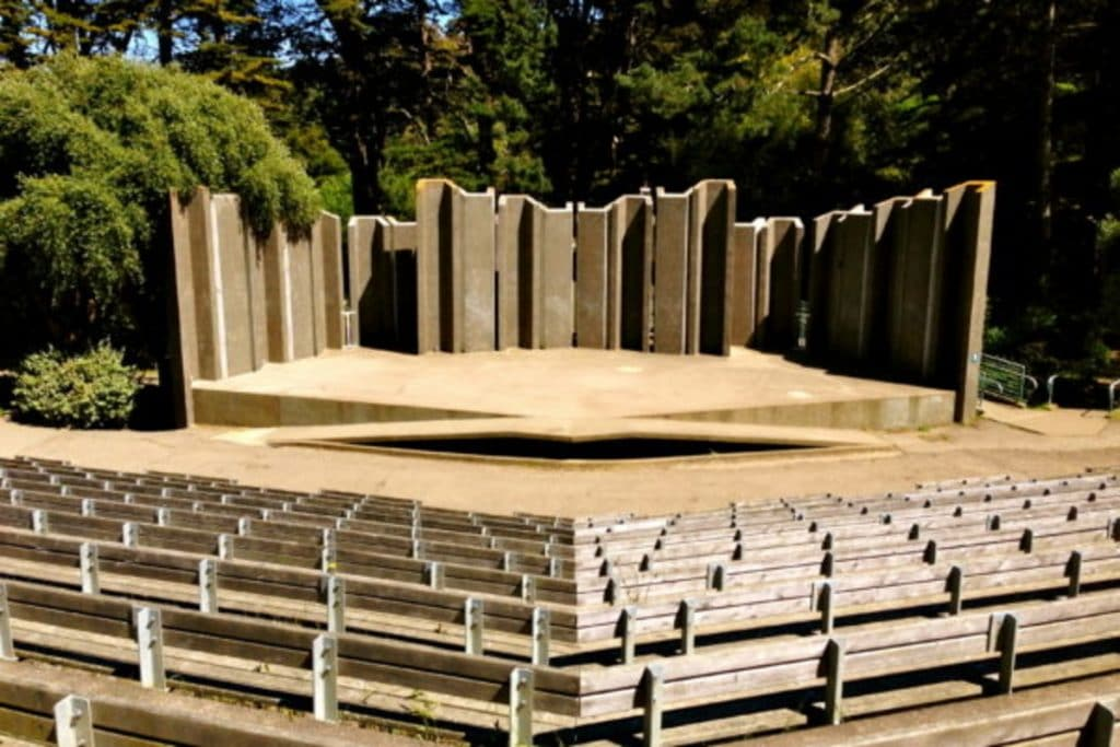 Jerry Garcia Amphitheater To Reopen With Free Shakespeare Performances Starting September 18