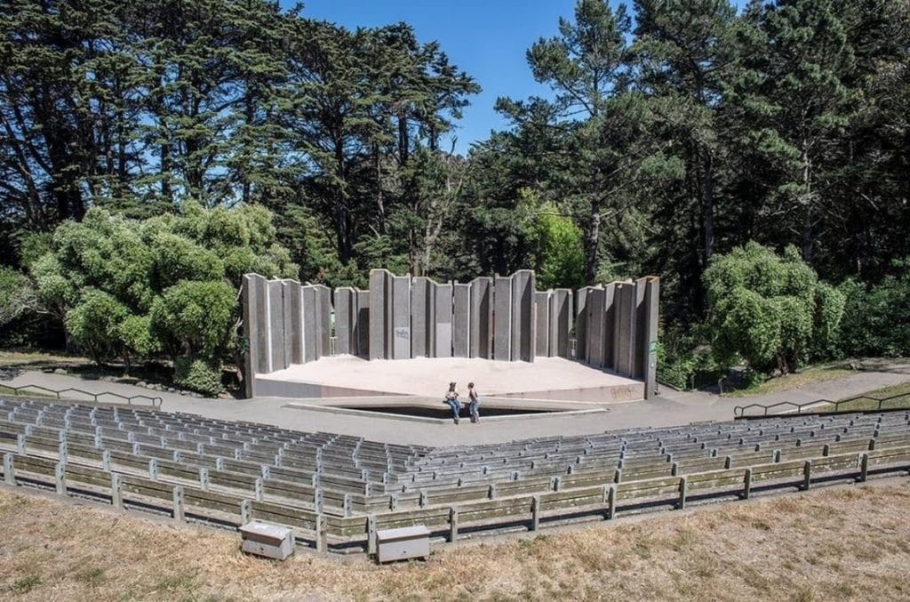 The Jerry Garcia Amphitheater Has Reopened After A $1.45M Renovation