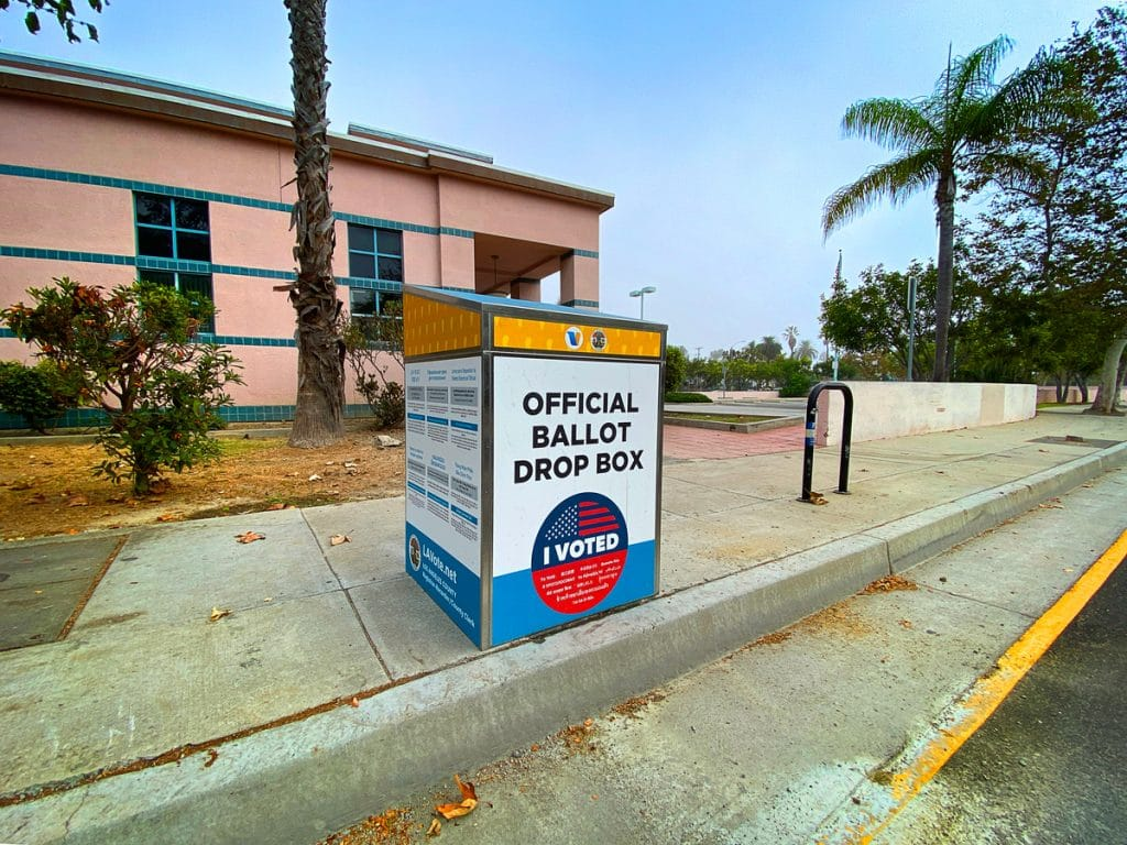 Universal Vote-By-Mail Ballots Are Here To Stay In California