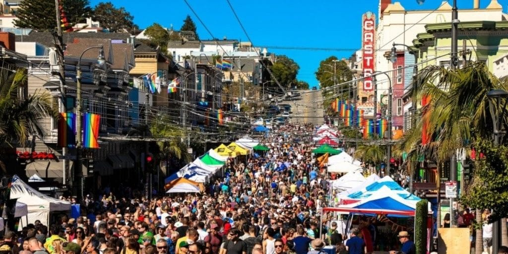 The 47th Annual Castro Street Fair Is Back In Full Swing October 3