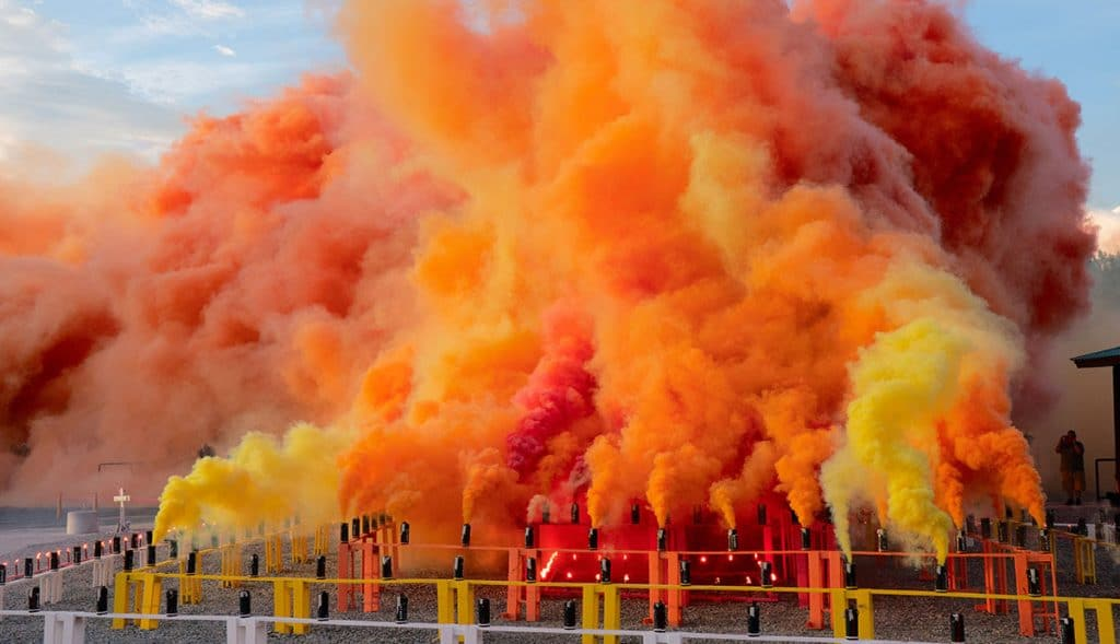 Watch The De Young Museum Launch Massive Colorful Clouds Into The Sky On October 16
