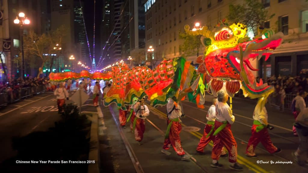 SF's Chinese New Year Parade Announces In-Person Return For 2022