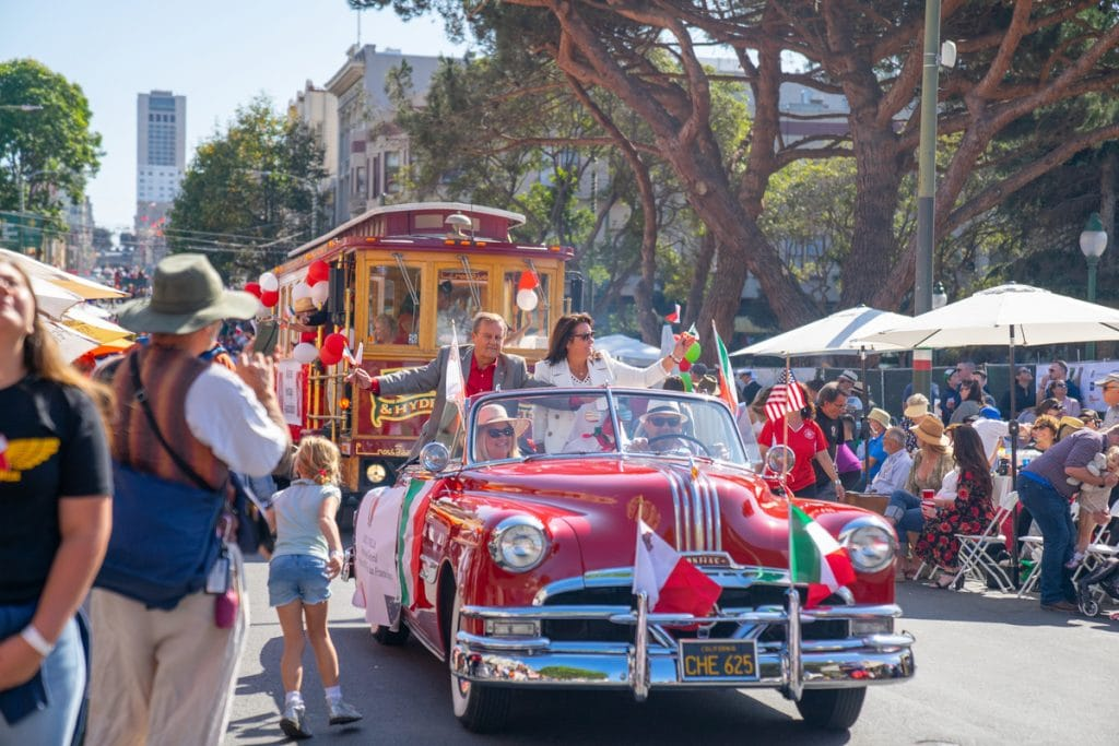 San Francisco's Italian Heritage Festival And Parade Are Not To Be Missed This Weekend
