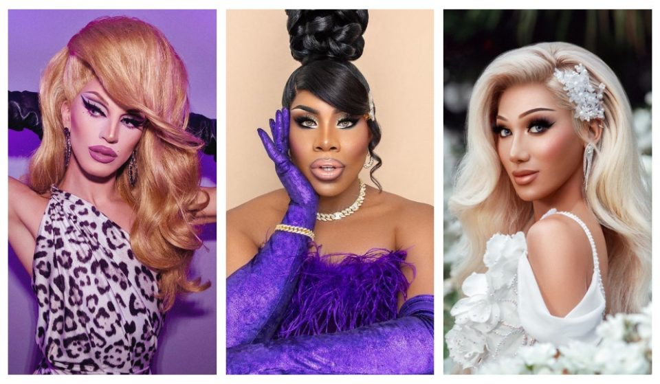 A 'Drive 'N Drag' Show With RuPaul's Drag Race Stars Is Rolling Into Town This August