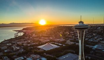 8 Spectacular Spots To Watch The Sunset In Seattle