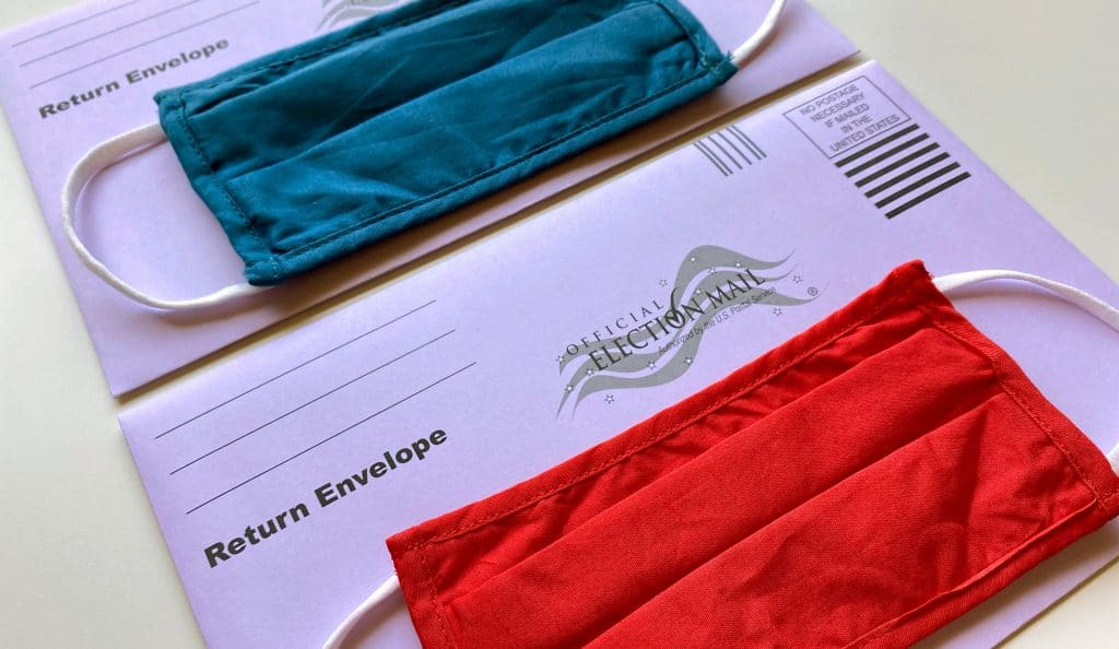 Where You Can Drop Off Your 2020 Elections Vote-By-Mail Ballot In Seattle
