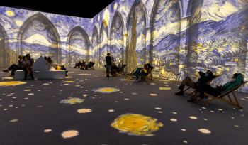 Tickets To Seattle's Spectacular Van Gogh Immersive Experience Are Now On Sale