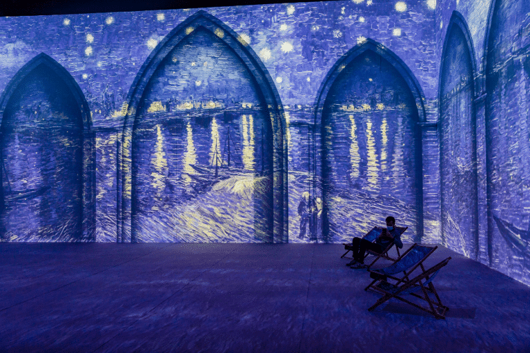 An Epic Multisensory Van Gogh Exhibit Is Coming To Seattle