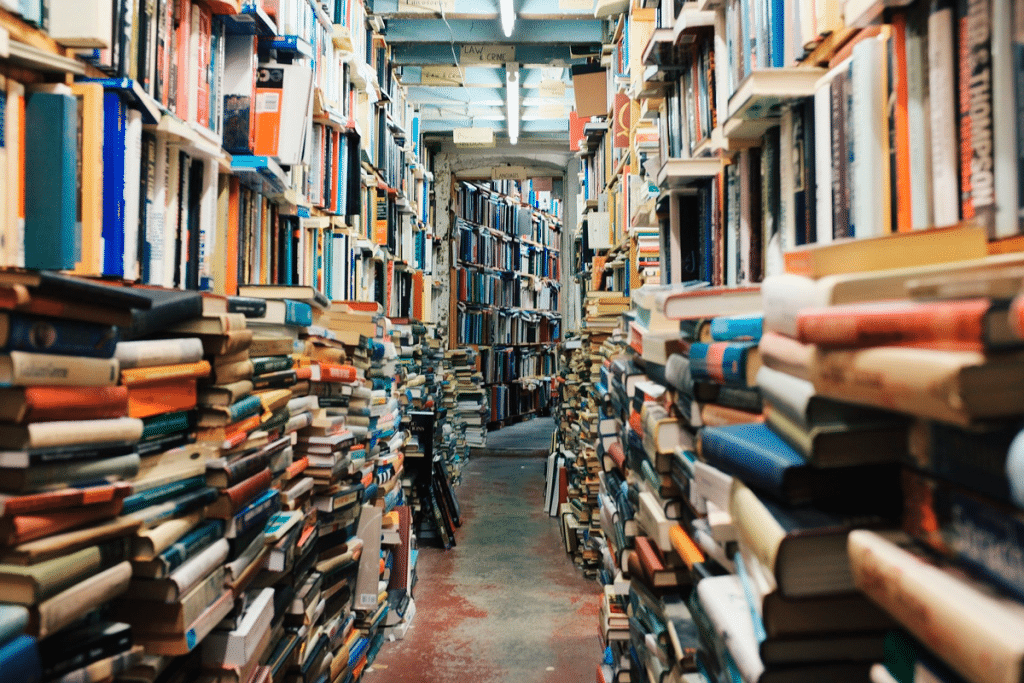 old books bookstore