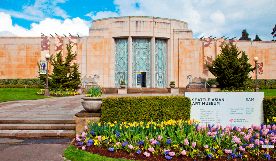 Seattle's Asian Art Museum Finally Reopening In May