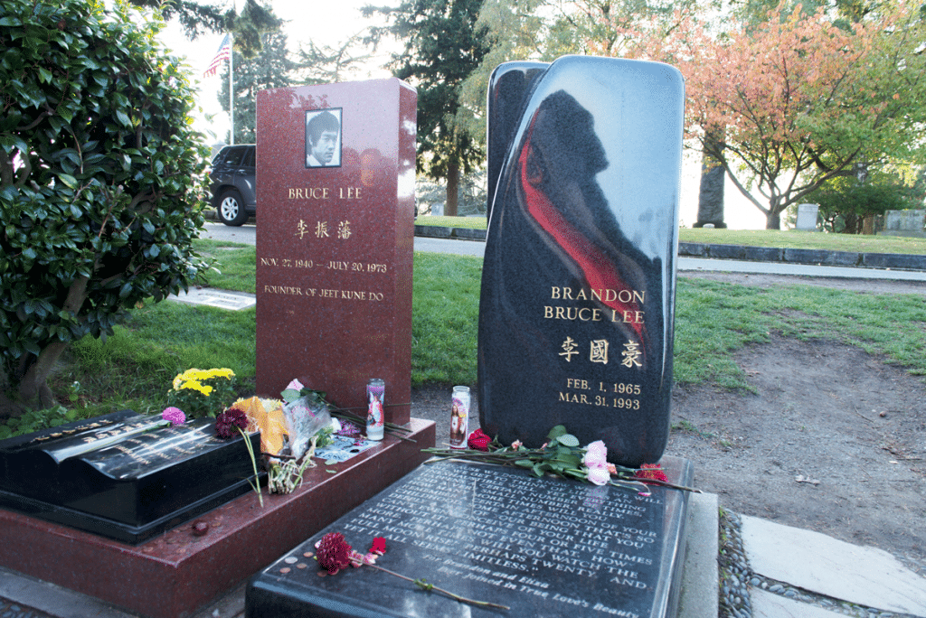 Bruce Lee's Grave: A Seattle Landmark In Capitol Hill