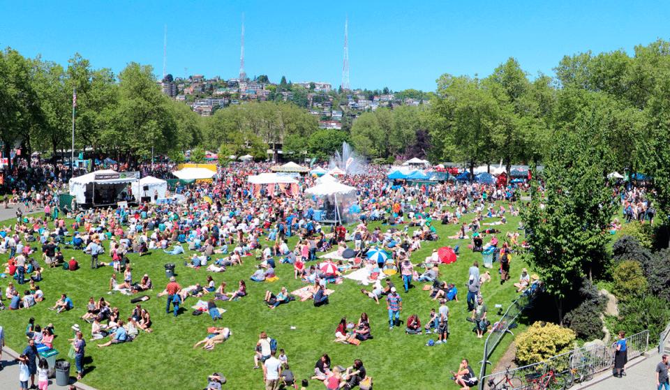 The 50th Annual Northwest Folklife Festival Goes Virtual